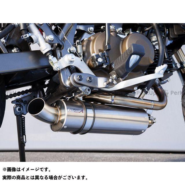 ヤマモトレーシング KSR110プロ 14~KSR PRO SUS DOWN TYPE-II チタン YAMAMOTO RACING