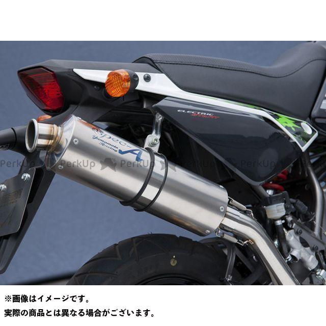 ヤマモトレーシング KSR110プロ 14~KSR PRO SUS DOWN チタン レース YAMAMOTO RACING