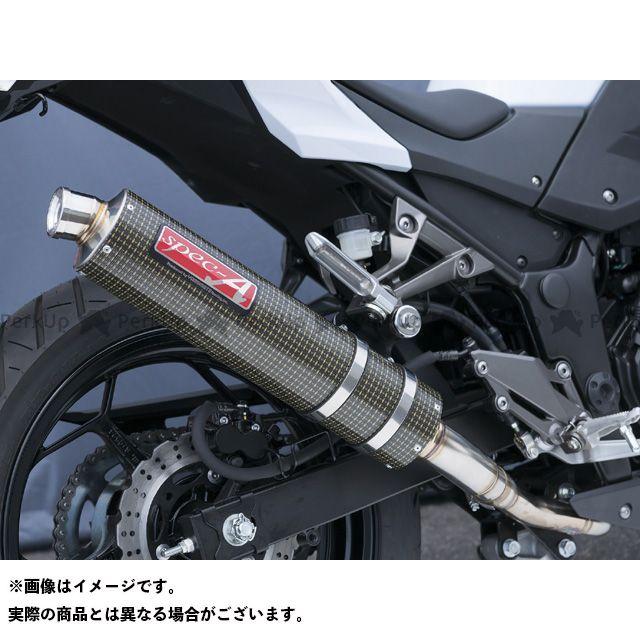 ヤマモトレーシング Z250 Z250 SPEC-A SLIP-ON 仕様:ケブラー YAMAMOTO RACING