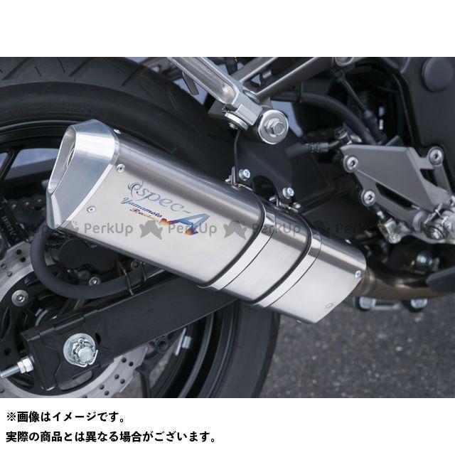【エントリーで最大P21倍】ヤマモトレーシング Z250 Z250 SPEC-A SLIP-ON 仕様:TYPE-S YAMAMOTO RACING