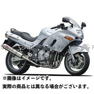 ヤマモトレーシング ZZR400 ZZR400 SPEC-A ステンレス4-2-1 サイレンサー チタン YAMAMOTO RACING