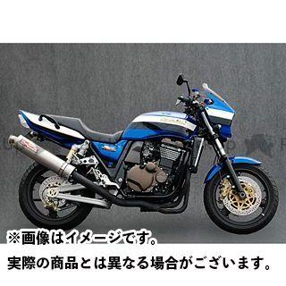 【無料雑誌付き】ヤマモトレーシング ZRX1200R ZRX1200 SPEC-A スリップオン サイレンサー 仕様:チタン YAMAMOTO RACING