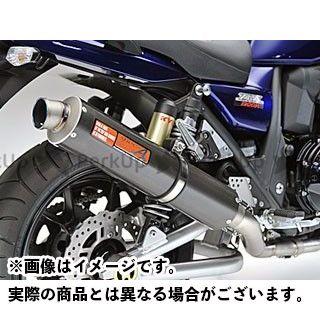 ヤマモトレーシング ZRX1200ダエグ マフラー本体 ZRX1200DAEG SPEC-A チタン4-2-1 カーボン レース専用