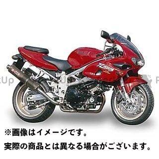 ヤマモトレーシング TL1000S マフラー本体 TL1000S SPEC-A ステンレス2-1-2 カーボン
