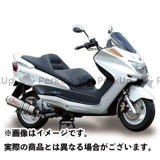 ヤマモトレーシング マジェスティ MAJESTY250 SPEC-A スリップオン チタンサイレンサー YAMAMOTO RACING