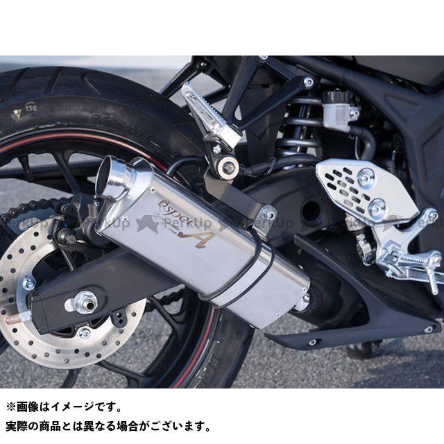 【エントリーで最大P21倍】ヤマモトレーシング YZF-R25 YZF-R25 SUS SLIP-ON 仕様:TYPE-S YAMAMOTO RACING