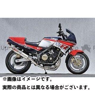 ヤマモトレーシング FZ750 マフラー本体 FZ750 SPEC-A チタン4-1 チタン レース専用