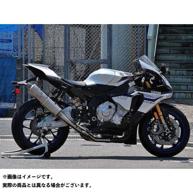 ヤマモトレーシング YZF-R1 マフラー本体 2015~YZF-R1 SLIP-ON TYPE-1