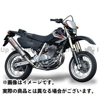 ヤマモトレーシング XR250 XR250モタード マフラー本体 XR250 SPEC-A チタン2-1/ダウンチタンサイレンサー