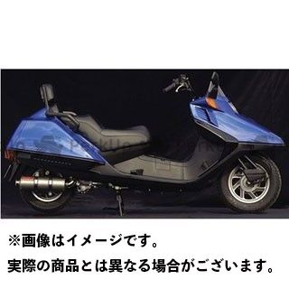 ヤマモトレーシング フュージョン FUSION SPEC-A スリップオンチタンサイレンサー YAMAMOTO RACING