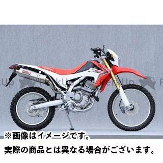 ヤマモトレーシング CRF250L CRF250L SPEC-A スリップオン 仕様:オーバル YAMAMOTO RACING