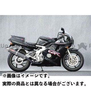 ヤマモトレーシング CBR400RR CBR400RR SPEC-A スリップオンサイレンサー 仕様:カーボン YAMAMOTO RACING