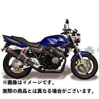 ヤマモトレーシング CB400スーパーフォア(CB400SF) Spec-A スリップオン/カーボンサイレンサー YAMAMOTO RACING
