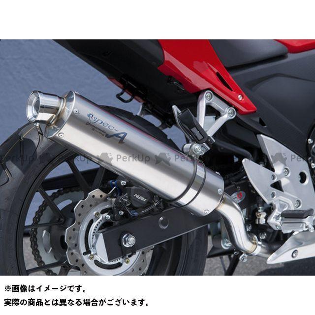 ヤマモトレーシング CBR400R CBR400R SUS SLIP-ON チタン YAMAMOTO RACING