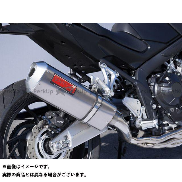 【エントリーで最大P21倍】ヤマモトレーシング CB650F CBR650F CB650F/CBR650F TI4-2-1 仕様:TYPE-SA YAMAMOTO RACING