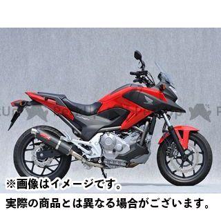 ヤマモトレーシング NC700X NC700X SPEC-A スリップオン 仕様:カーボン YAMAMOTO RACING