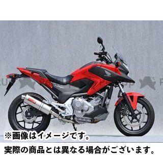 ヤマモトレーシング NC700X NC700X SPEC-A スリップオン 仕様:オーバル YAMAMOTO RACING