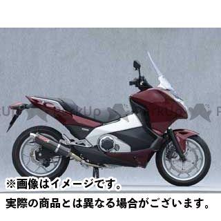 ヤマモトレーシング インテグラ インテグラ SPEC-A スリップオン 仕様:カーボン YAMAMOTO RACING