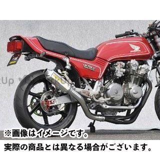 ヤマモトレーシング CB750F マフラー本体 CB750F SPEC-A 80'S C