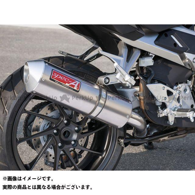 【エントリーで最大P21倍】ヤマモトレーシング VFR800X クロスランナー VFR800X SLIP-ON 仕様:オーバル YAMAMOTO RACING