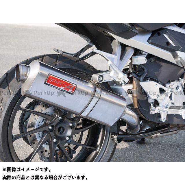 ヤマモトレーシング VFR800X クロスランナー VFR800X SLIP-ON TYPE-S YAMAMOTO RACING