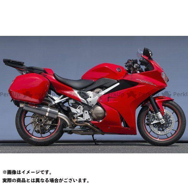 ヤマモトレーシング VFR800F VFR800F SPEC-A SLIP-ON パニア カーボン YAMAMOTO RACING