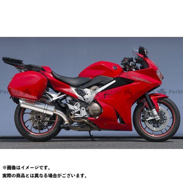 【エントリーで更にP5倍】ヤマモトレーシング VFR800F VFR800F SPEC-A SLIP-ON パニア 仕様:オーバル YAMAMOTO RACING