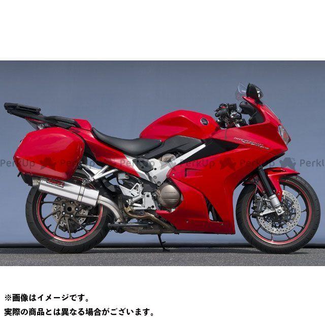 【エントリーで最大P21倍】ヤマモトレーシング VFR800F VFR800F SPEC-A SLIP-ON パニア 仕様:チタン YAMAMOTO RACING