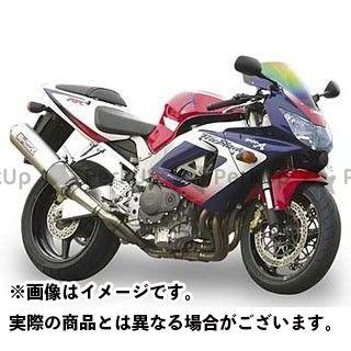 ヤマモトレーシング CBR929RRファイヤーブレード CBR929RR SPEC-A スリップオンチタンサイレンサー YAMAMOTO RACING