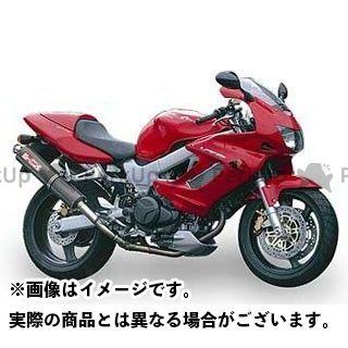 【エントリーで最大P21倍】ヤマモトレーシング ファイアーストーム VTR1000F SPEC-A スリップオンサイレンサー 仕様:カーボン YAMAMOTO RACING