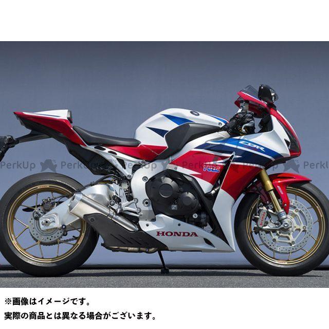 ヤマモトレーシング CBR1000RRファイヤーブレード マフラー本体 CBR1000RR SLIP-ON TYPE-D