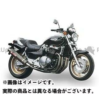 ヤマモトレーシング エックスフォー マフラー本体 X-4 SPEC-A ステンレス4-2-1サイレンサー カーボン