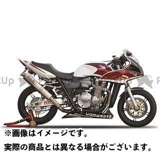 ヤマモトレーシング CB1300スーパーフォア(CB1300SF) マフラー本体 CB1300SF SPEC-A チタン4-2-1 8耐仕様