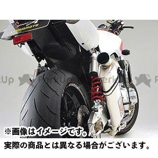 ヤマモトレーシング CB1300スーパーフォア(CB1300SF) CB1300SF SPEC-A スリップオン TYPE-S YAMAMOTO RACING