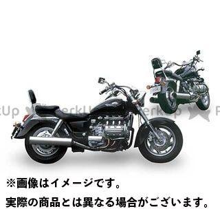 ヤマモトレーシング ワルキューレ マフラー本体 ワルキューレ SPEC-A ステンレス 3- 2本出し