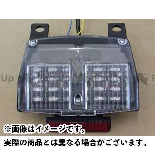 送料無料 オダックス Odax テール関連パーツ LEDインテグレート・テールライト(クリア)