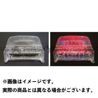 オダックス ZRX400 ZRX1100 ZRX1200R テール関連パーツ LEDクリアテールライト(クリア)