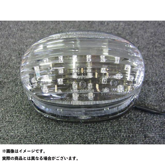 オダックス Odax テール関連パーツ LEDテールライト(クリア)