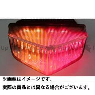 オダックス WR250R テール関連パーツ LEDインテグレート・テールライト(クリア)