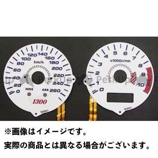 送料無料 オダックス CB1300スーパーボルドール CB1300スーパーフォア(CB1300SF) メーターカバー類 EL METER PANEL for SPORTS BIKES A.C style
