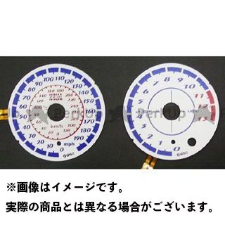 オダックス ニンジャZX-14 EL METER PANEL for SPORTS BIKES A.S style Odax