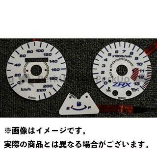 送料無料 オダックス ZRX1100 ZRX1200R メーターカバー類 EL METER PANEL for SPORTS BIKES A.C style