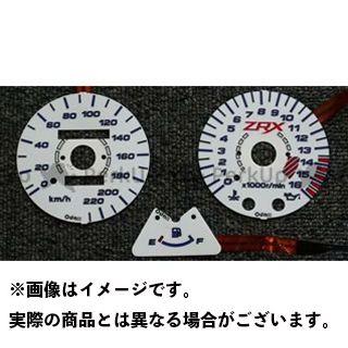 オダックス ZRX400 ZRX400- EL METER PANEL for SPORTS BIKES A.C style Odax