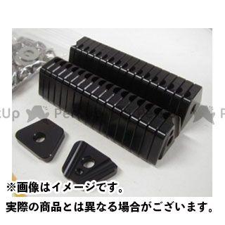 アウテックス CRF250R CRF450R CRF250R/450R用 スポークブースター リア用 カラー:ブラックアルマイト OUTEX