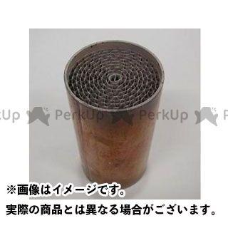 アウテックス 汎用 ハニカムキャタライザー 単体 サイズ:φ53.5×100L/100セル OUTEX
