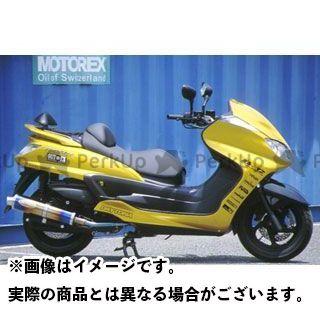 【特価品】アウテックス グランドマジェスティ250 GRAND MAJESTY(2004年)用 マフラー タイプ:OUTEX.RA-CATALYZE OUTEX