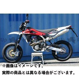 アウテックス SM 250R SM250R(2008年)用 マフラー タイプ:OUTEX.R-SS(S/O)-CATALYZE OUTEX