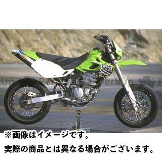 アウテックス KLX250 KLX250用 マフラー タイプ:OUTEX.R-STG OUTEX