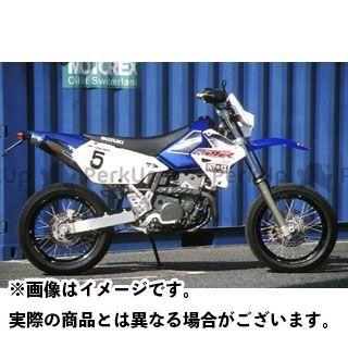 【特価品】アウテックス DR-Z400S DR-Z400SM DR-Z400S/SM用 マフラー タイプ:OUTEX.R-BSTG(S/O) OUTEX