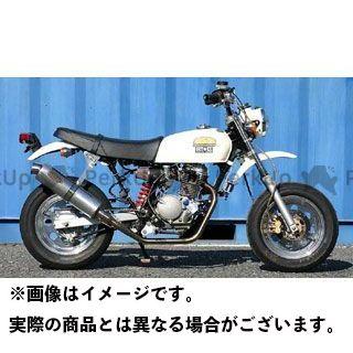 【特価品】アウテックス エイプ100 APE100用 マフラー タイプ:OUTEX.R-ST-CATALYZE OUTEX